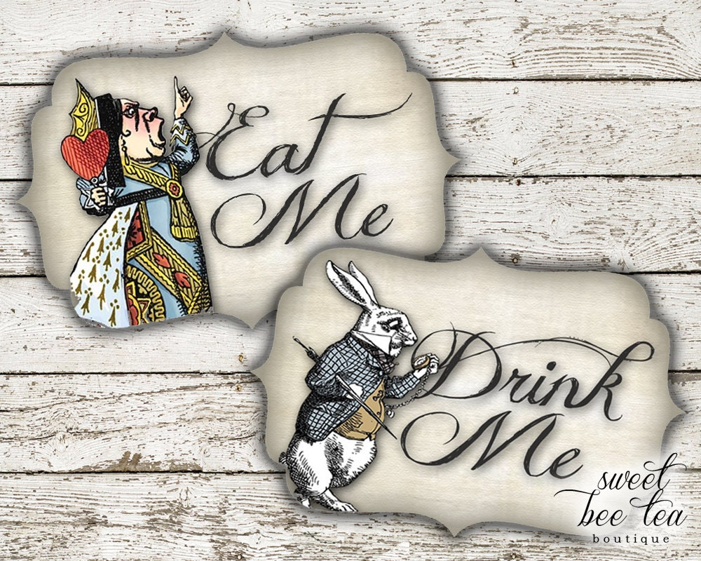 Eat Me Cake - Alice in Wonderland Wiki