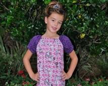 Princess silhouette dress