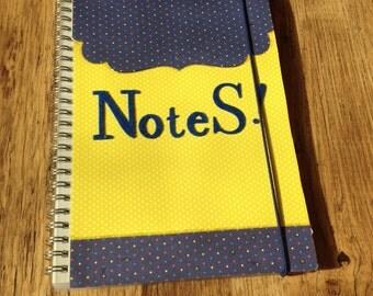 Bespoke Note Pad
