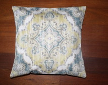 Muted Blue Throw Pillows : Popular items for blue pillow covers on Etsy