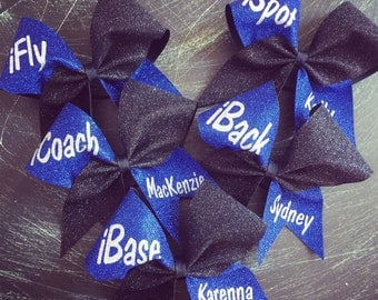 SALE ifly ibase iback cheer bow