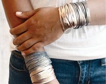 Wrap Bracelets, Leather Bracelets, Boho Chic, Leather Bracelet, Wrap Bracelet, Wholesale Bracelet Lot, Yoga Bracelets, Wrap Bracelets