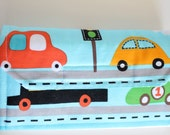Car Wallet, Toy Car Carrier, Car wrap for Hot Wheels or Matchbox size cars