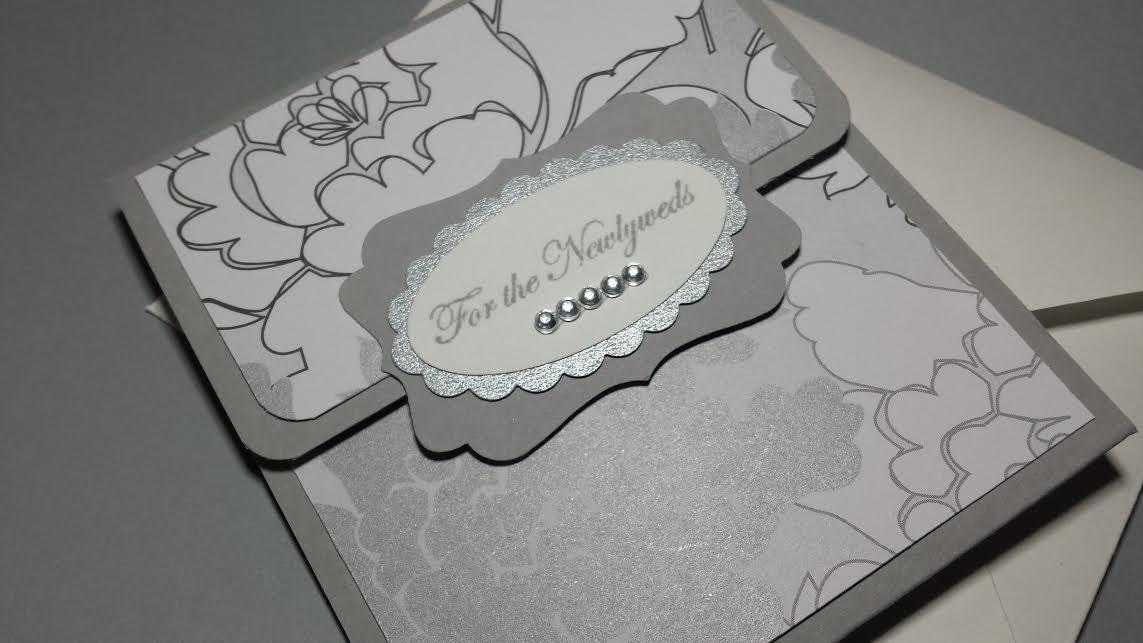 Wedding Gift Envelope Holders : Wedding Gift Card Holder With Envelope Newlywed Gift Card