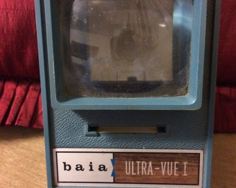 1960's Baia Ultra-Vue 1 slide projector