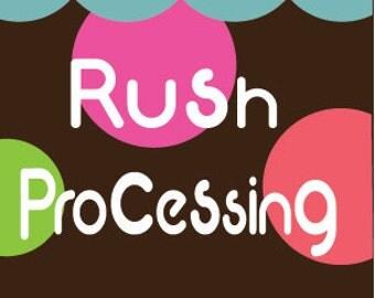 Rush Processing