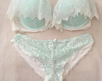 Mermaid lingerie