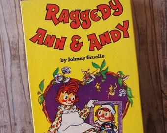 Raggedy Ann & Andy Boxed Set ~ 1977