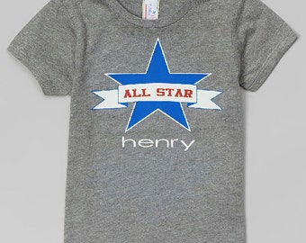 Personalized ALL STAR Tee