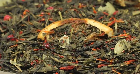 Pine Leaf Tea Pine Loose Leaf Green Tea