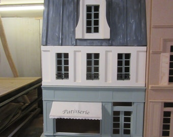 French Shop 3 Storey High  Kit