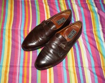 Vintage Crown Winsdor by Bostonian Men's shoes. Size 10 1/2E.