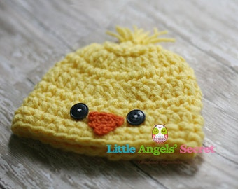 Chick hat.  Ready to ship.