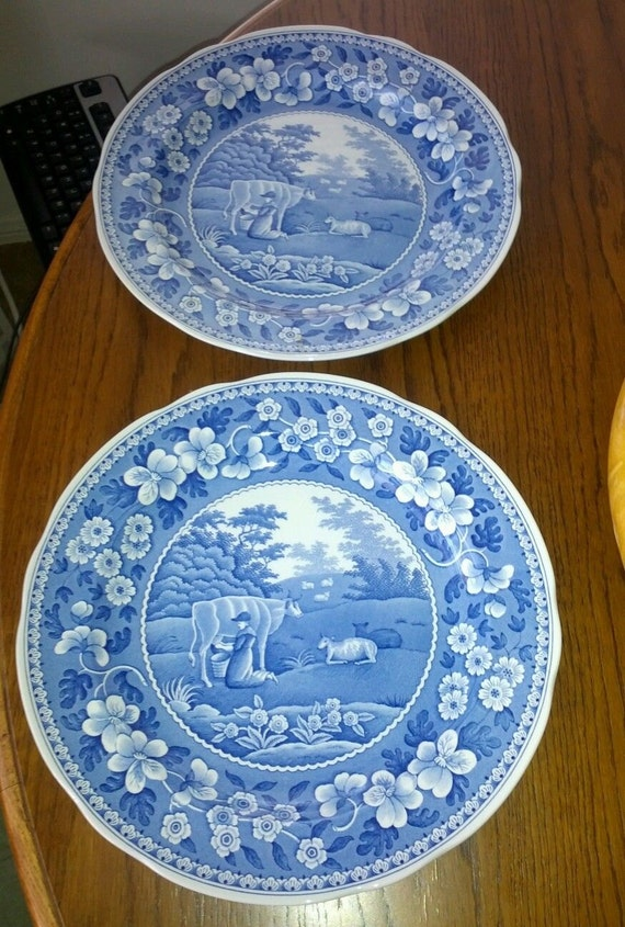 Spode Blue Room Collection Traditions Series