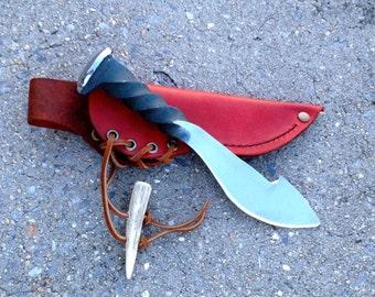 Railroad Spike Knife AP115
