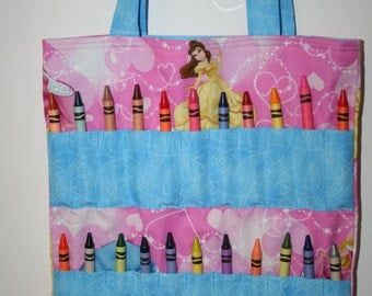 Disney Princesses Crayon Bag