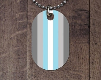 Demiboy Dog Tag