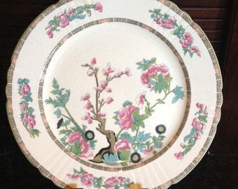 Myott and Sons Large Round Asian Platter