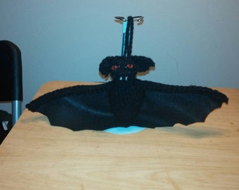Hanging/Flying Bat Doll