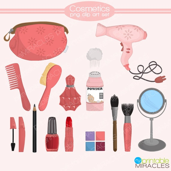 beauty shop clip art free - photo #32