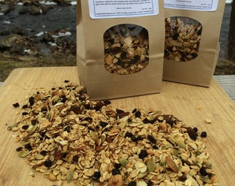 Energy Boosting, Super Delicious Gluten Free Granola