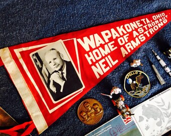 Vintage Apollo 11, NASA and Neil Armstrong Collection