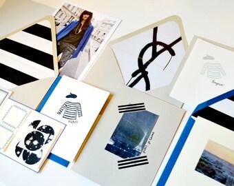 Paris Stationery Set