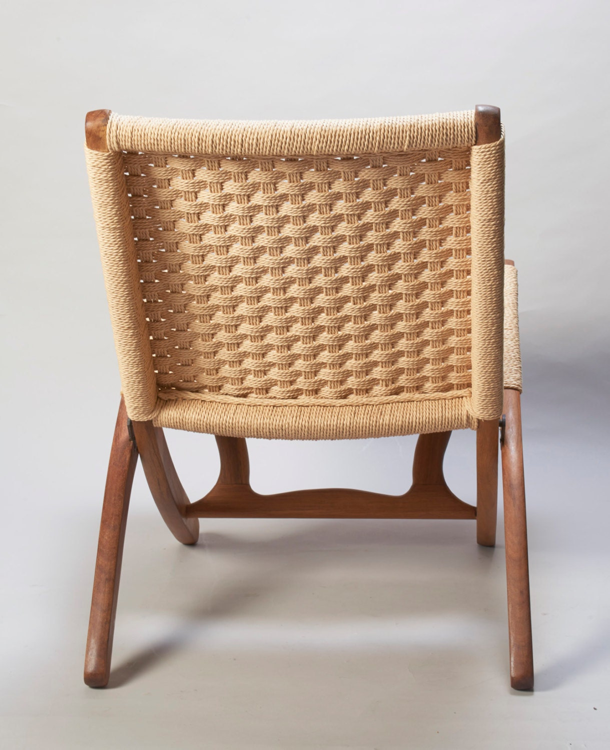 Danish Teak Dining Chairs furthermore Id F 2117573 also Mid Century Server Tea Cart in addition Id F 928876 also Mid Century Hans Wegner Style Woven Rope. on danish hans wegner style rope folding