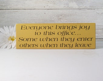 Quote Block Sign- Hand Painted Wooden Block- Country Decor- Wooden Blocks- Quotes- Vintage Style- Distressed- Home Decor