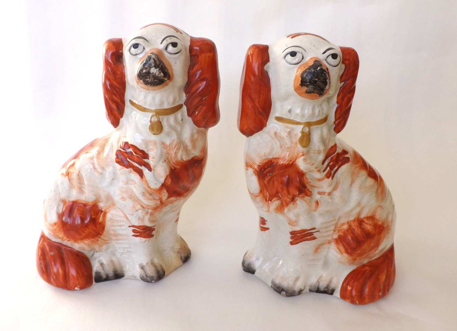 Small Dog Figurines