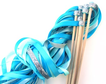 how to make dance ribbon wands