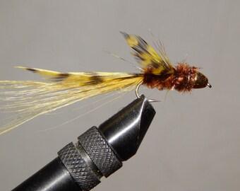 Lazy Sculpin (3 Flies)