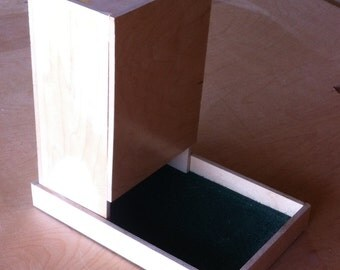 Dice Roll Tray and Dice Tumble Tower