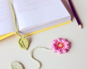 Crochet bookmark - teachers gift