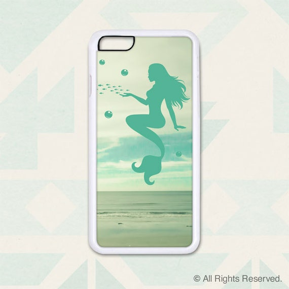 Mermaid on Beach Photograph - Design Cover 216 - iPhone 6, 6+, 5 5s, 5c, 4 4s, Samsung S3, S4, S5