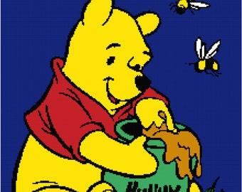 Winnie The Pooh Blanket Pattern
