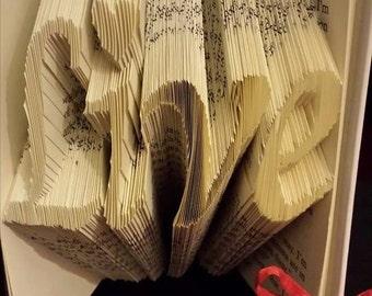 Live book fold *PATTERN*