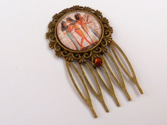 Etsy Hair Comb
