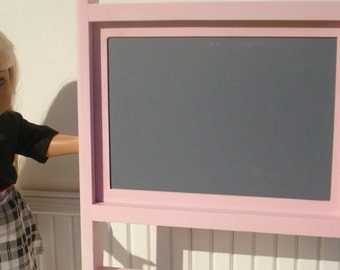 American Girl School Chalk Board For 18 Inch Size Dolls