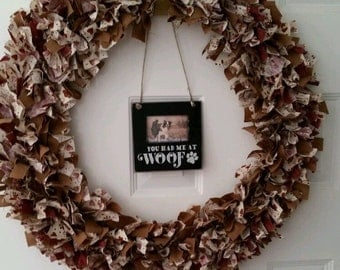 Dog Picture Frames You Had Us At Woof
