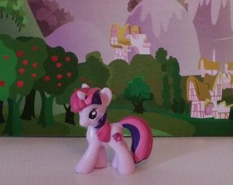 My Little Pony Pendant-Charm-Necklace-Lucky Swirl-MLP