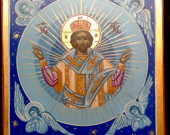 byzantine art.byzantine.RELIGIOUS ICONS.Jesus Christ.Byzantine icon.orthodox icon.greek icon
