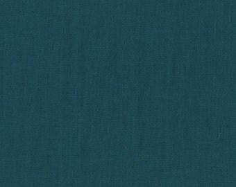 Cotton + Steel Bespoke- Indigo DOUBLE GAUZE, 1/2 yard