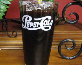 Large Pepsi Cola Gel Wax Candle