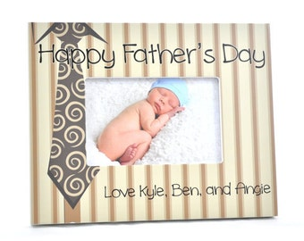 Personalized Father's Day Photo Album