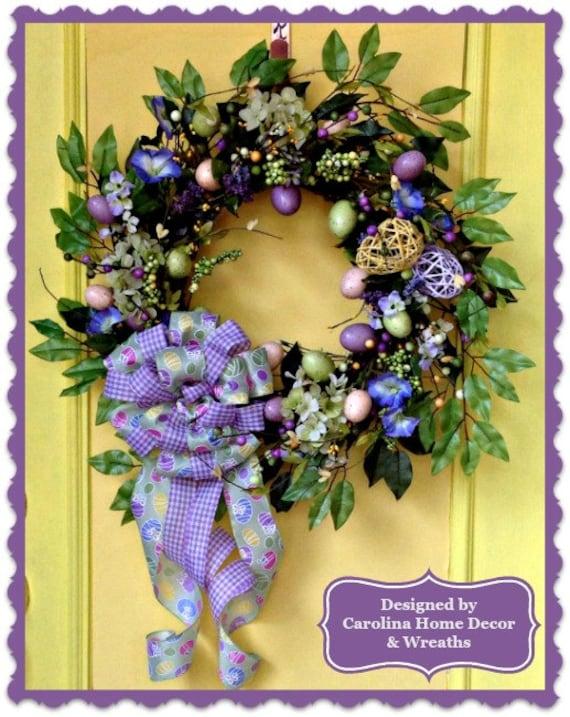 Easter Wreath 6 Item 042706 Shopswell