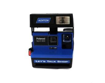 Polaroid Spirit 600 NORTON - Rare Edition [includes original box and original book instructions]