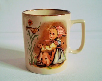 Small girl cup