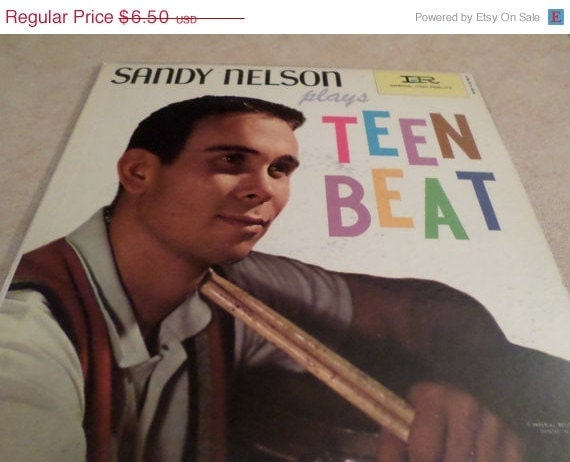 Sandy Nelson - Walkin' The Beat