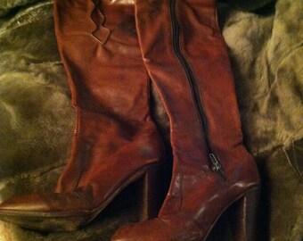 Vintage Hana Mackler boots